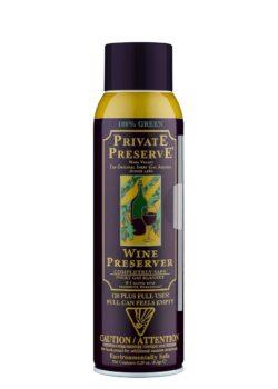 PRIVATE PRESERVE  WINE PRESERVER